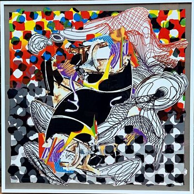 Frank Stella, 'The Whale Watch', 1994