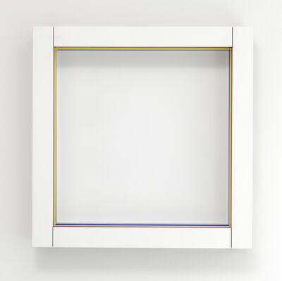 Imi Knoebel, 'Weiß Rot Gelb Blau', 1995