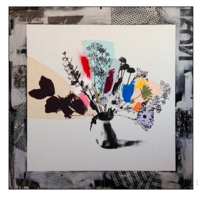 Emily Filler, 'Bouquet (Silver + Rainbow)', 2018