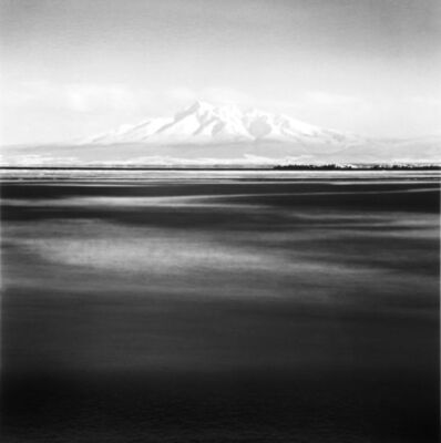 Michael Kenna, 'Mt Shari, Abashiri, Hokkaido, Japan', 2013