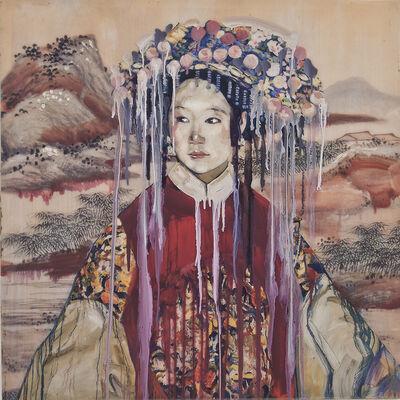 Hung Liu, 'Shanshui 山水: Landscape', 2016