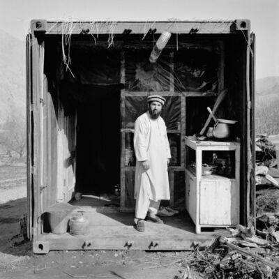 Sean Hemmerle, 'Gas Station Attendant, Samangan Province, Afghanistan', 2002