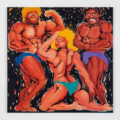 Koichi Sato (b. 1974), 'Beautiful Pose 01', 2016