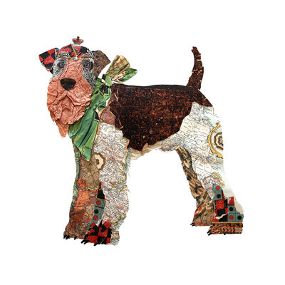 Peter Clark, 'Terrier King', 2015