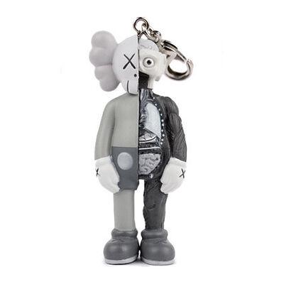 KAWS, 'Dissected Companion Keychain (Grey)', 2009