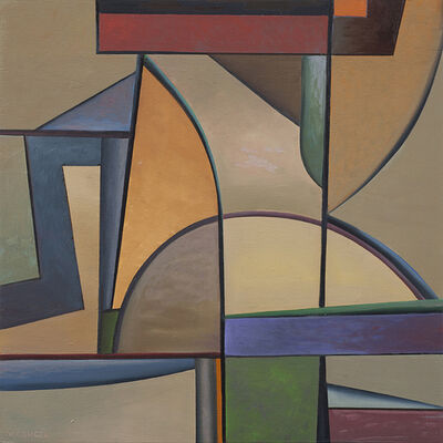 William Conger, 'Distant Kin', 2015