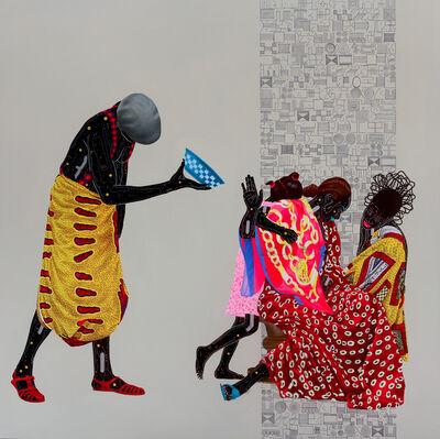 Eddy Kamuanga Ilunga, 'Fragile 8', 2018