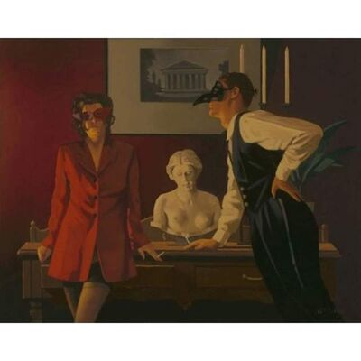 Jack Vettriano, 'The Sparrow and the Hawk (Signed Limited Edition Print)', 2013