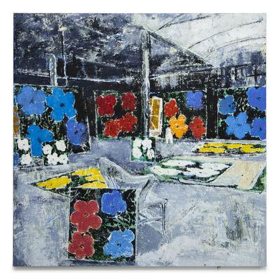Enoc Perez, 'Andy Warhol's Factory', 2019