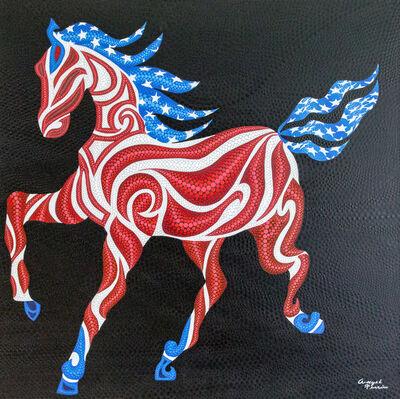 Angee Ferrin, 'Star Spangled Stallion', 2017