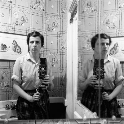 Vivian Maier, 'VM1955W06571-12-MC', 1955