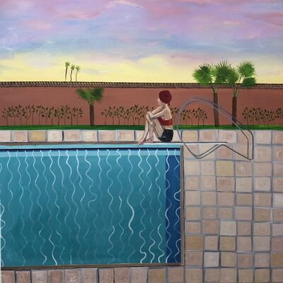 Sinead Breslin, 'The Diving Board', 2019