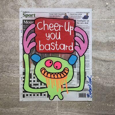 Bortusk Leer, 'Cheer Up You Bastard', 2019
