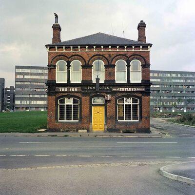 Peter Mitchell, 'Church Street, Leeds, 1970-1980', 2020