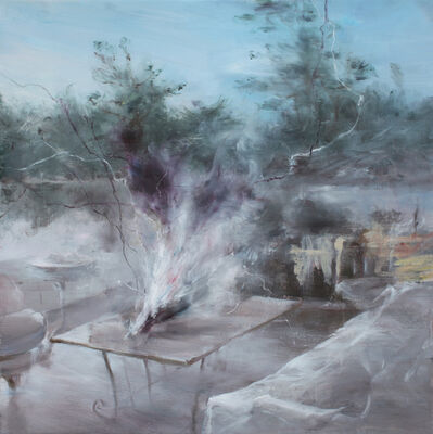 Fu Site 傅斯特, 'Terrace 露台', 2017