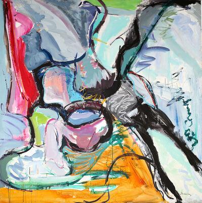 Ellen Sherman Zinn, 'Loose Footing', 1993