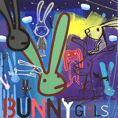 David Kuijers, 'Bunny Girls', 2019