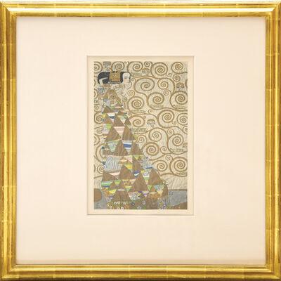 Gustav Klimt, 'Erwartung', 1931