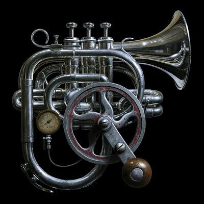 Jeff Bartels, 'Hand Crank Trumpet', 2018