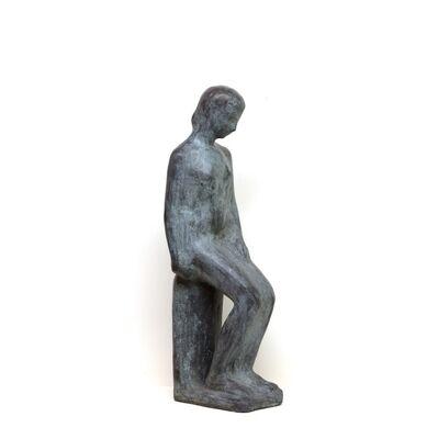 Micha Chipovsky, 'Sitting woman', 2018