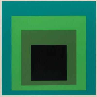 Josef Albers, 'Dr-B (Danilowitz 181)', 1968
