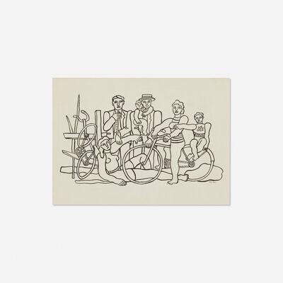 Fernand Léger, 'Les Loisirs', 1944