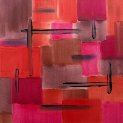Milly Ristvedt, 'For Mondrian ', 1989