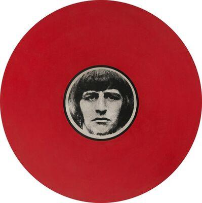 Richard Bernstein, 'Untitled (Portrait of Ringo Starr)', 1966