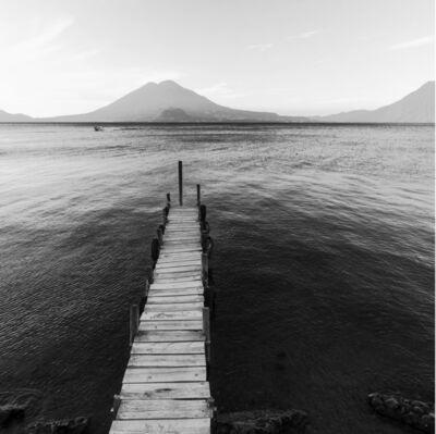 Javier Hinojosa, 'Lago Atitlán, Guatemala', 2008