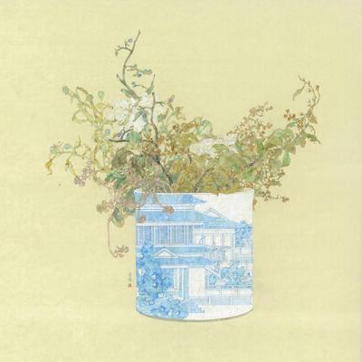Zhang Li, 'Herbal series-2', 2016