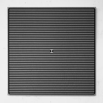 Neil Harrison, 'Black Square 61', 2014