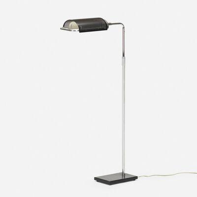 George Nelson & Associates, 'floor lamp', c. 1975