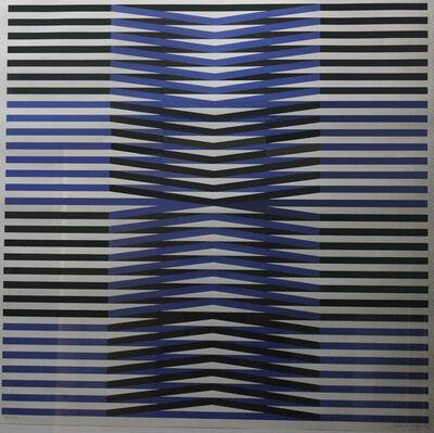 Carlos Cruz-Diez, 'Inducción Cromática', 1972