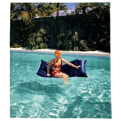 Cindy Sherman, 'Beach/bath towel', 2010
