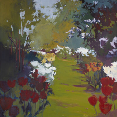 Robert Dash, 'Wayside', 1970