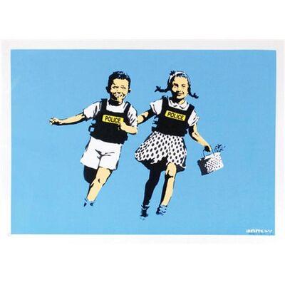 Banksy, 'Jack & Jill', 2005