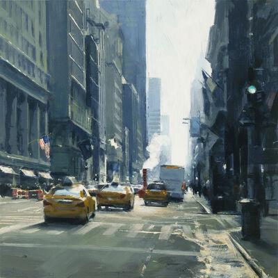 Ben Aronson, 'Steam Vent, 5th Avenue', 2021