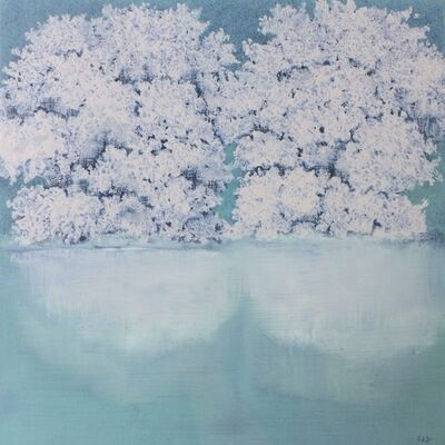 Stéphane Erouane Dumas, 'Hiver, Reflets', 2017