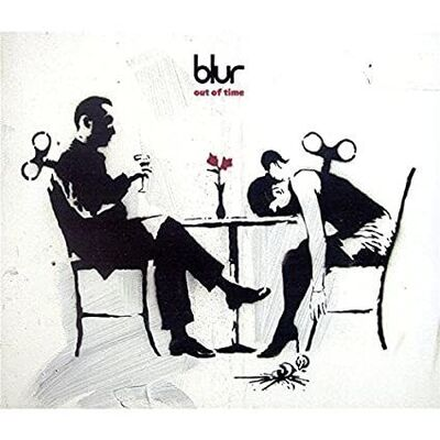 Banksy, 'Blur Out of Time ', 2003