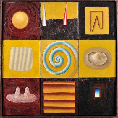 Jorge Martins, 'Galileu Galilei', 1991