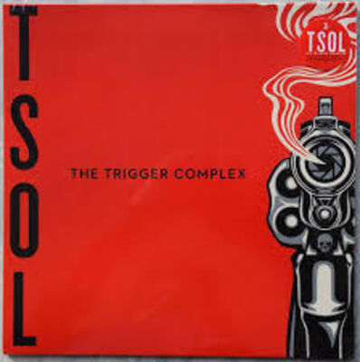 Shepard Fairey, 'TSOL The Trigger Complex', 2017