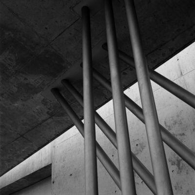 Hélène Binet, 'Vitra Firestation 05 (Architecture by Zaha Hadid)', 1993