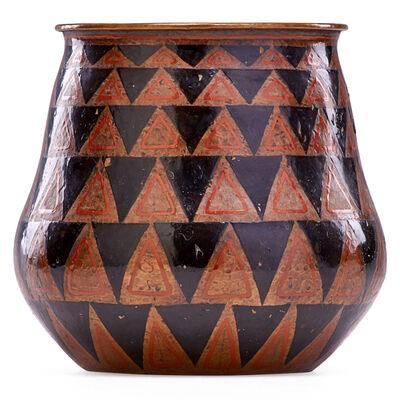 Jean Dunand, 'Art Deco Vase, France', 1920s-30s