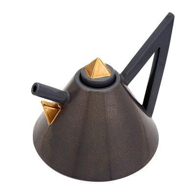 Matteo Thun, 'Nefertiti Glazed Ceramic Teapot', 1980s