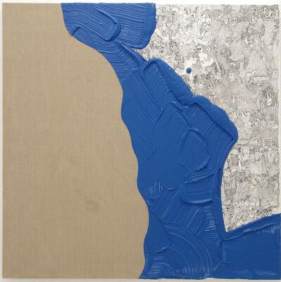 José Lerma, 'Tsunami Azul', 2019