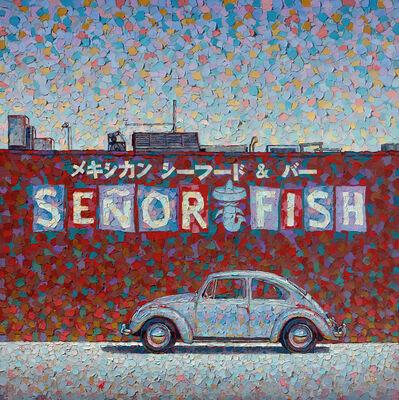 Raymond Logan, 'Señor Fish', 2020