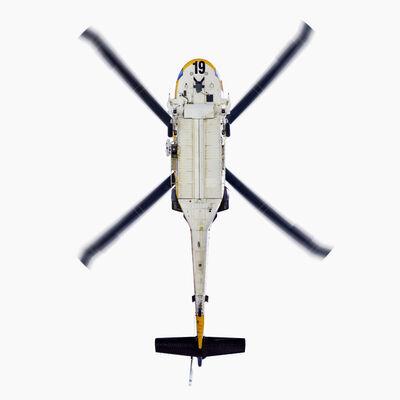 Jeffrey Milstein, 'LA County Fire Dept Sikorsky S-70A Firehawk', 2009