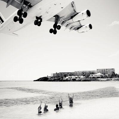 Josef Hoflehner, 'Jet Airliner 44', 2011