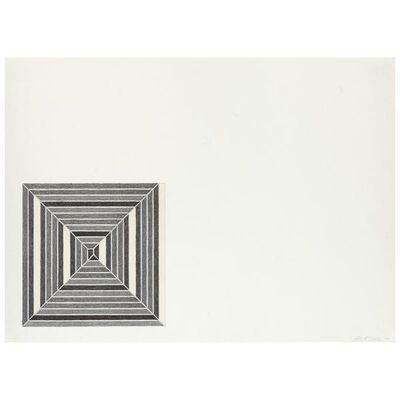 Frank Stella, 'Les Indes', 1973