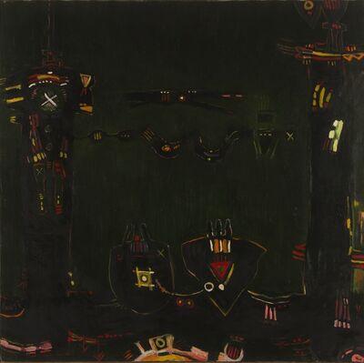 Abdulrahman Al Soliman, 'Climates 2', 1993